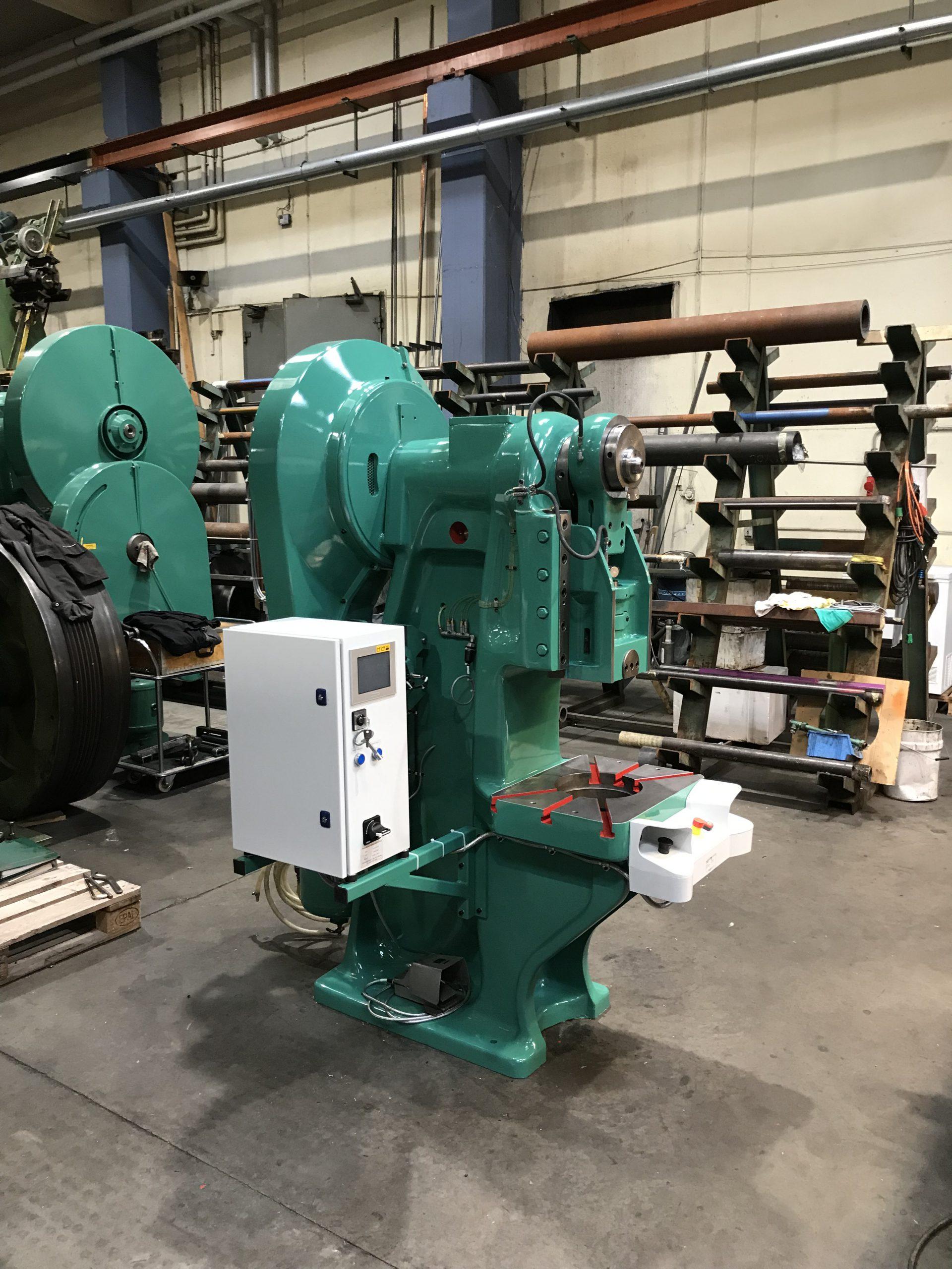 EPF-16 presse