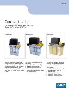 MKF pumper olie brochure