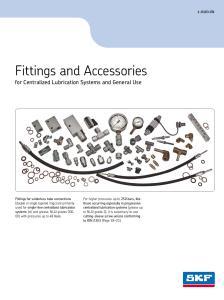 Fittings brochure