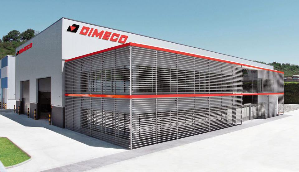 Dimeco bygning