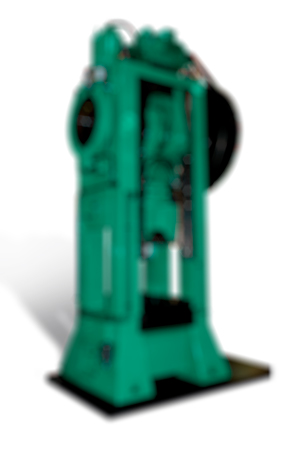 H-presse, brugte presser