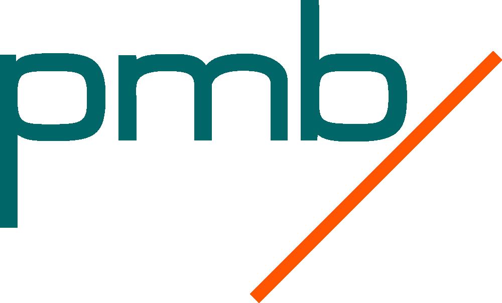 PMB logo, PMBorup